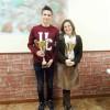 Piazza e Arnetta vincitori del Campionato Provinciale di TP 2014