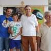 Il vincitore Gianluca Savalla