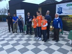 podio U14