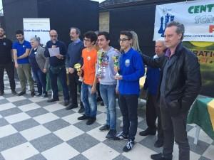 podio U16
