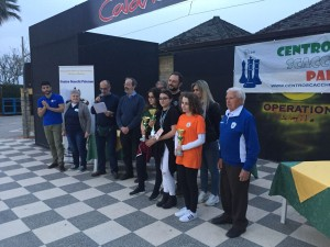 podio U16F