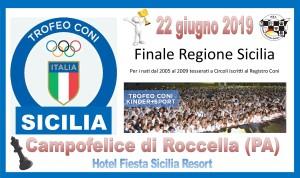 Banner trofeo Coni