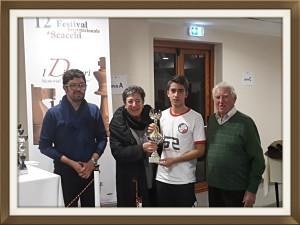 premio speciale Flippo Vetro Trofeo Pedoncio