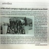 Vedi album 1° Campus Sicilia
